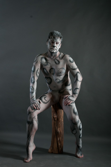 Bodypainting-Looklab-Photography Woutera